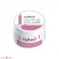ruNail UV Gel - Pink, 30 г