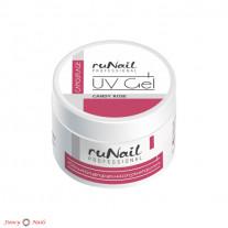 ruNail UV Gel - Candy Rose, 30 г