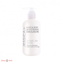 Jessica Hand & Body Moisturizing Emulsion, 251 мл