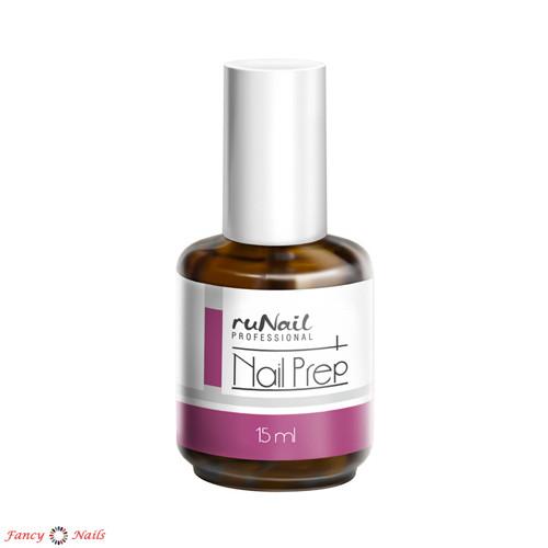 runail nail prep
