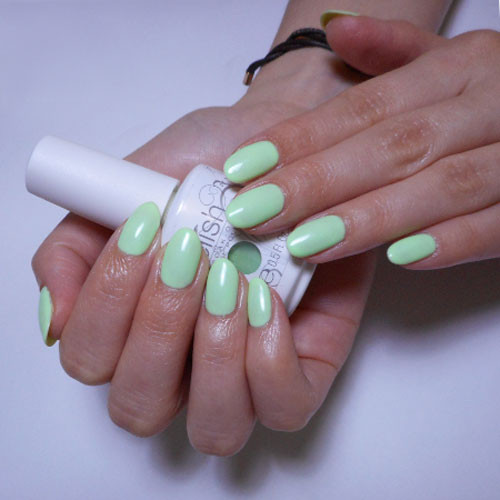 gelish do you harajuku 15 мл фото на ногтях