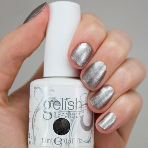 gelish chain reaction 15 мл фото на ногтях