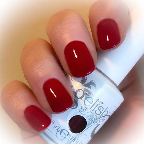 gelish man of the moment 15 мл фото на ногтях