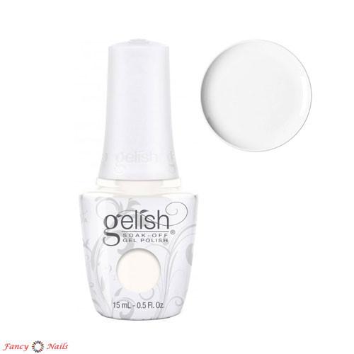 gelish sheek white 15 мл