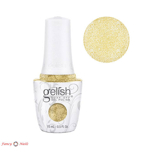 gelish bronzed 15 мл