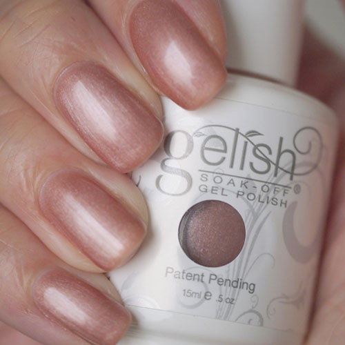 gelish glamour queen 15 мл фото на ногтях