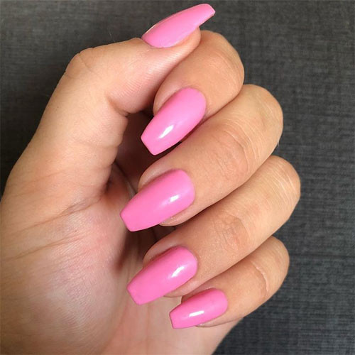 gelish go girl 15 мл фото на ногтях