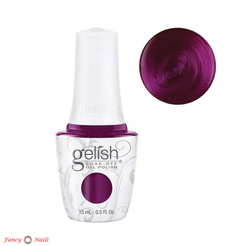 gelish berry buttoned up 15 мл