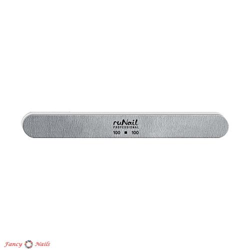 runail пилка закругленная 100 100 грит
