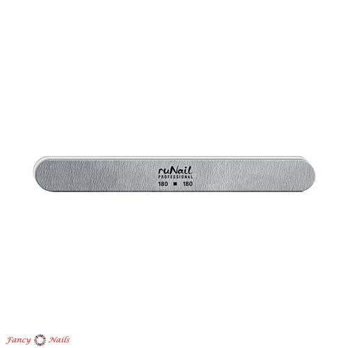 runail пилка закругленная 180 180 грит