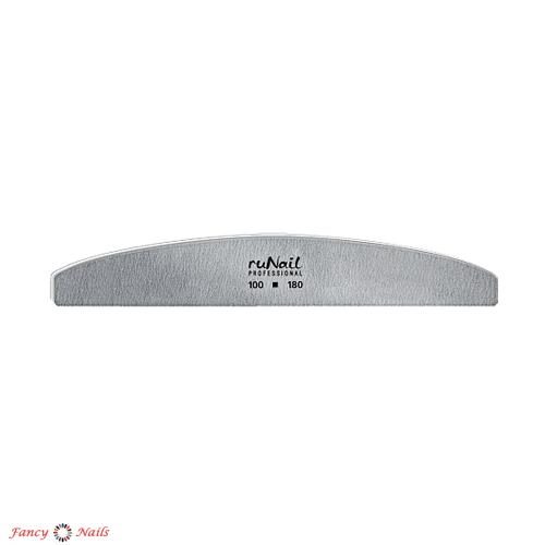 runail пилка полукруглая 100 180 грит