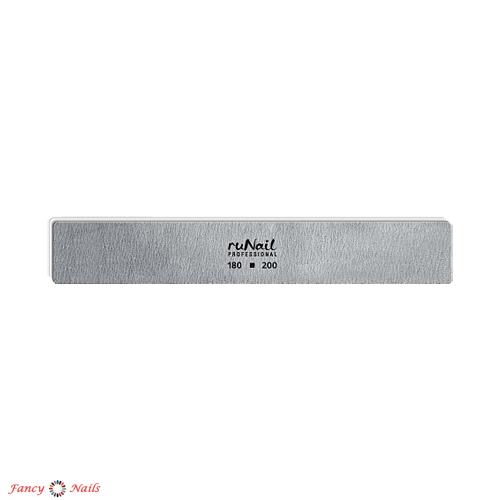 runail пилка прямая 180 200 грит