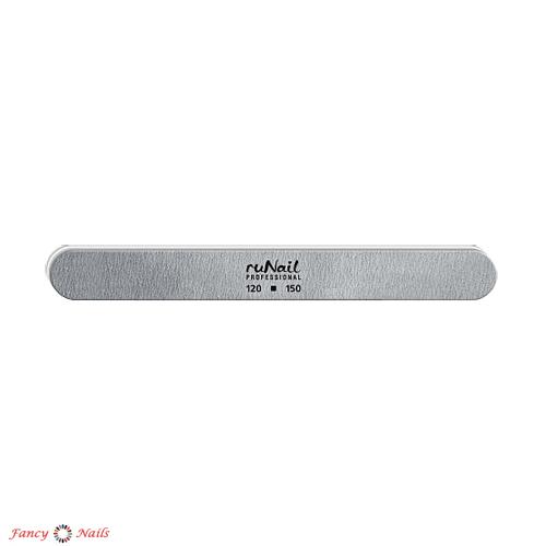 runail пилка закругленная 120 150 грит