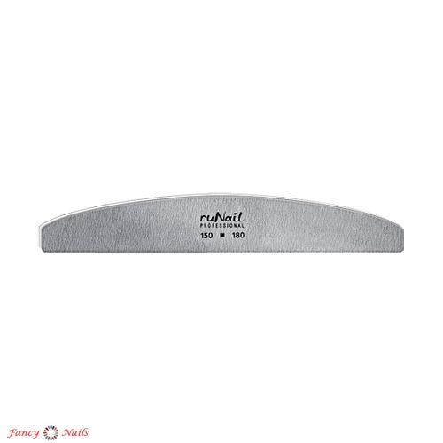 runail пилка полукруглая 150 180 грит