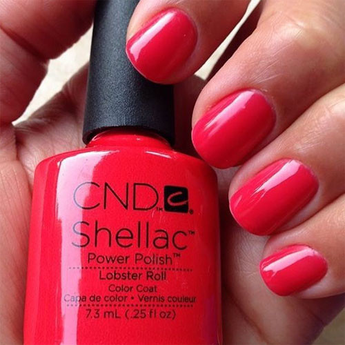 cnd shellac lobster roll фото