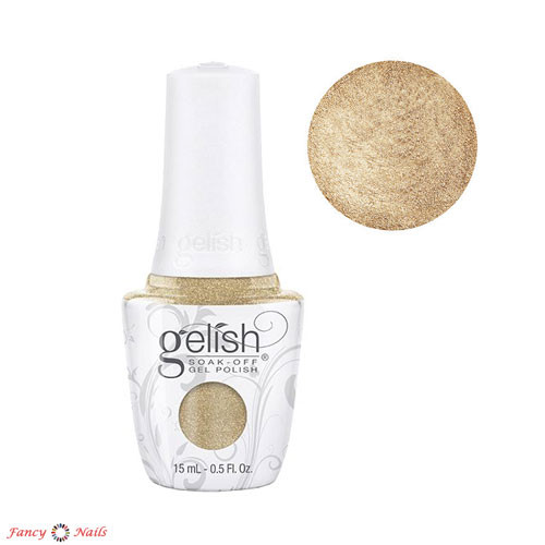 gelish give me gold 15 мл