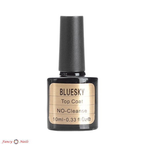 bluesky top coat no cleanse