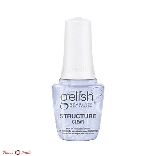 gelish structure gel clear 15 мл