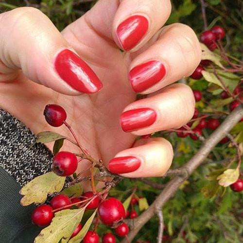 jessica 1177 fallen leaves фото на ногтях