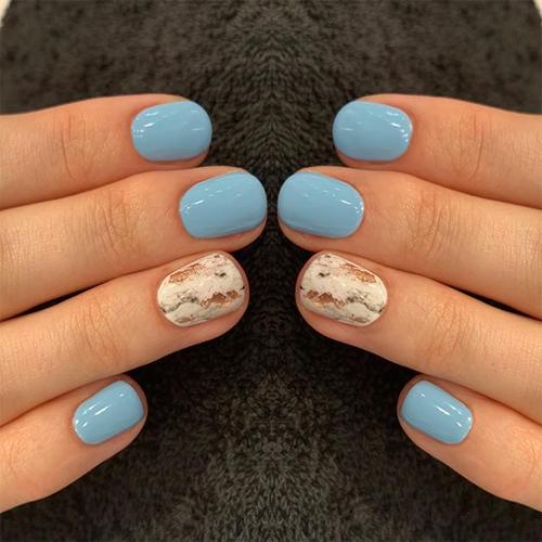jessica 1183 blueberry cream фото на ногтях