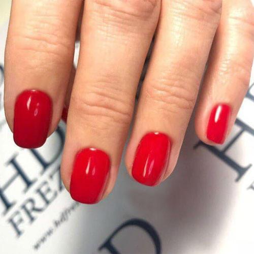 geleration 120 royal red цвет на ногтях