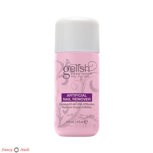 gelish artificial nail remover 120 мл