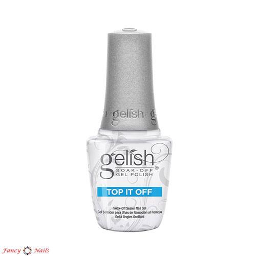 gelish top it off 15 мл