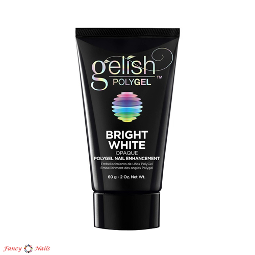 gelish polygel bright white 60 г