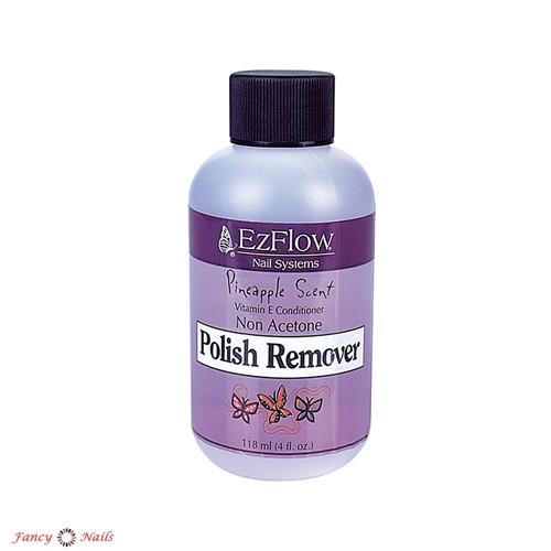 ezflow pineapple polish remover 118 мл