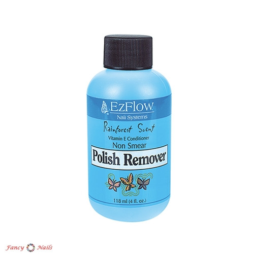 ezflow rainforest polish remover 118 мл