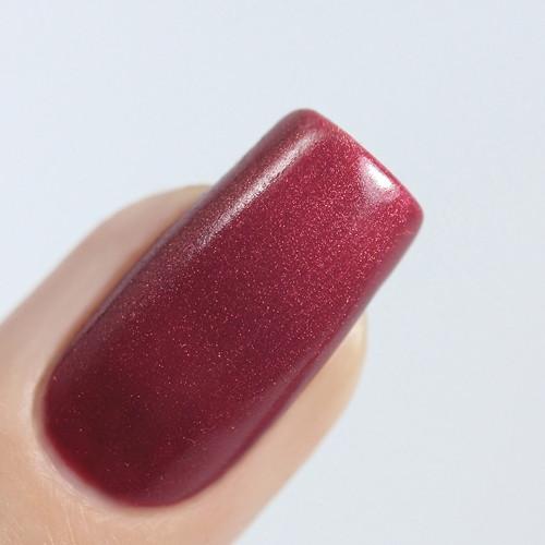 masura basic пряное яблоко на ногтях