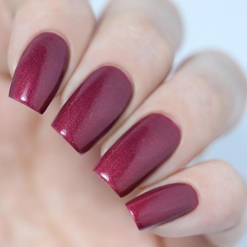 masura basic пряное яблоко фото на ногтях
