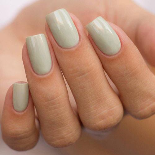 masura basic винтажный мятный 11 мл фото на ногтях