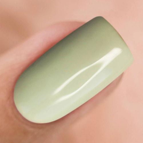masura basic винтажный мятный 11 мл на ногтях