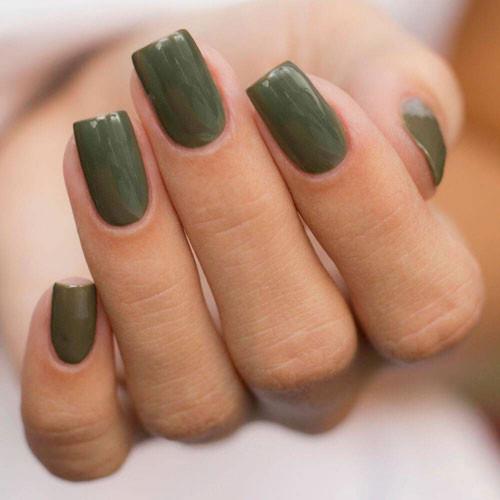 masura basic свежая оливка 11 мл фото на ногтях
