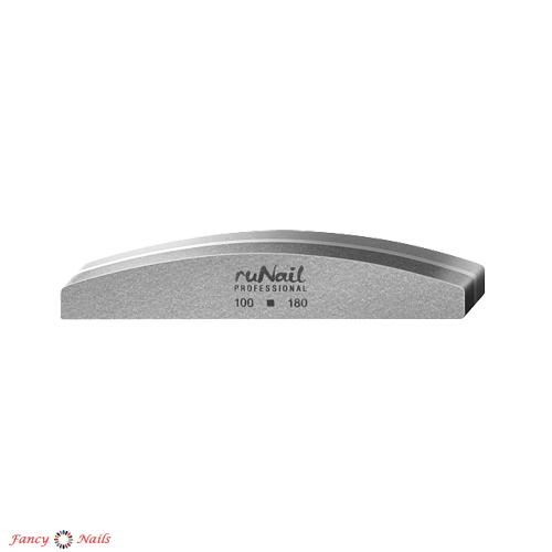 runail полировщик полукруглый 100 180 грит