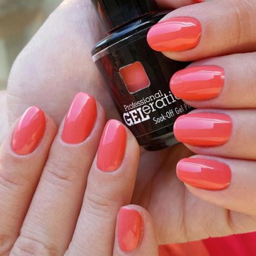 geleration 388 sensual цвет на ногтях