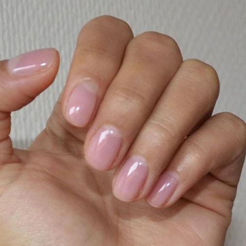 cnd shellac beau фото на ногтях