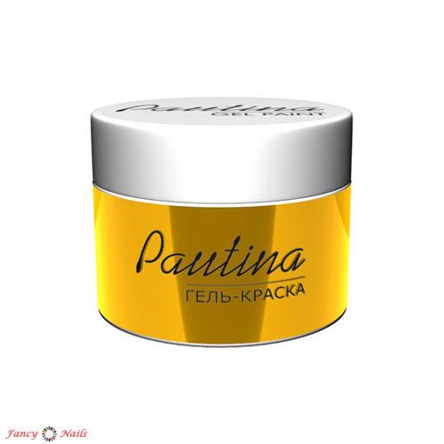 runail гель краска pautina цвет золотой