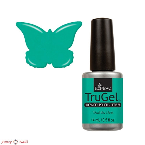 trugel teal the beat
