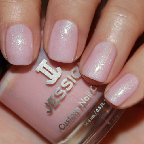 geleration 492 desert rose фото на ногтях