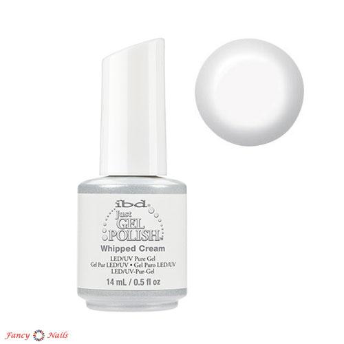 ibd just gel polish whipped cream