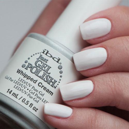 ibd whipped cream фото на ногтях