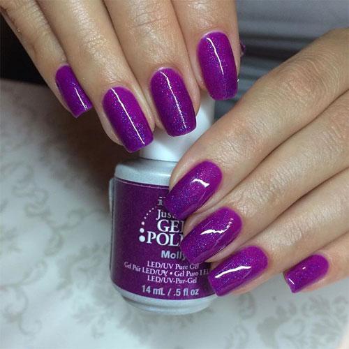 ibd just gel polish molly фото на ногтях