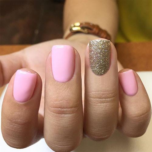 ibd all that glitters фото на ногтях