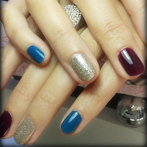 ibd all that glitters цвет на ногтях