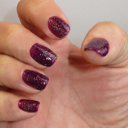 ibd candy blast фото на ногтях