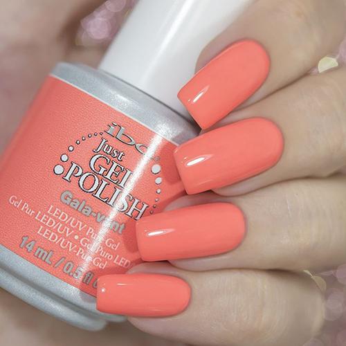 ibd just gel polish gala-vant фото на ногтях