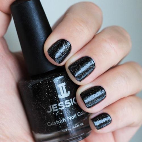 geleration 645 black ice фото на ногтях