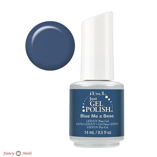 ibd blue me a beso